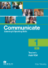 Communicate 1 Teacher's Multi-Rom