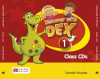 Discover with Dex 1 Class Audio CD