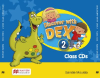 Discover with Dex 2 Class Audio CD