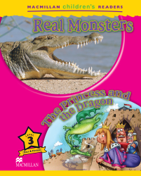Macmillan Children's Readers: Real Monsters (Poziom 3)