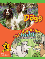 Macmillan Children's Readers: Dogs (Poziom 4)