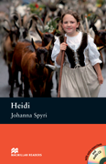 Macmillan Readers: Heidi + CD Pack (Pre-Intermediate)