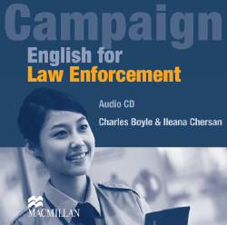 English for Law Enforcement Class CD (2)