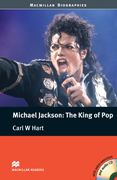 Macmillan Readers: Michael Jackson + CD Pack (Pre-intermediate)