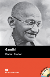 Macmillan Readers: Gandhi + CD Pack (Pre-Intermediate)