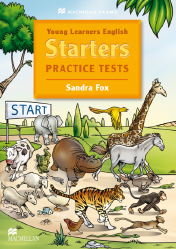 Young Learners English Practice Tests Starters Książka ucznia + Audio CD