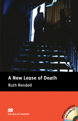 Macmillan Readers: A New Lease of Death + CD Pack (Intermediate)