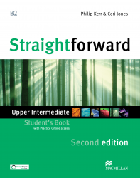 Straightforward 2nd ed. Upper-Intermediate Książka ucznia & Webcode