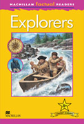Macmillan Factual Readers: Explorers (Poziom 5+)