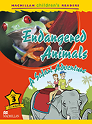 Macmillan Children's Readers: Endangered Animals (Poziom 3)