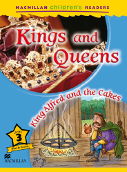 Macmillan Children's Readers: Kings and Queens (Poziom 3)