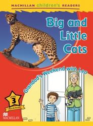 Macmillan Children's Readers: Big and Little Cats (Poziom 3)
