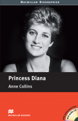 Macmillan Readers: Princess Diana + CD Pack (Beginner)