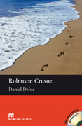 Macmillan Readers: Robinson Crusoe + CD Pack (Pre-intermediate)