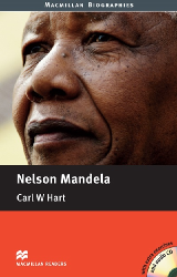 Macmillan Readers: Nelson Mandela + CD Pack (Pre-intermediate)