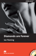 Macmillan Readers: Diamonds are forever (Pre-intermediate)