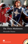 Macmillan Readers: The Three Musketeeres + CD Pack (Beginner)