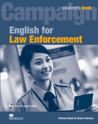 English for Law Enforcement Książka ucznia (Pack)