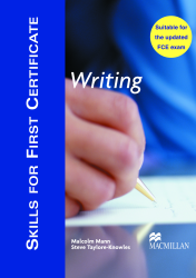 Skills for First Certificate Writing Książka ucznia