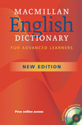 Macmillan English Dictionary 2nd Edition PB (CD-Rom Pack)