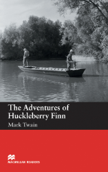 Macmillan Readers: The Adventures of Huckleberry Finn (Beginner)