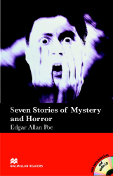 Macmillan Readers: Seven Stories of Mystery and Horror + CD Pack (Elementary)