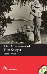 Macmillan Readers: The Adventures Tom Sawyer + CD Pack (Beginner)
