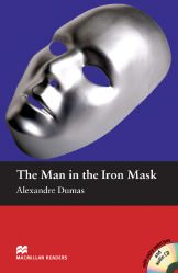 Macmillan Readers: The Man in the Iron Mask + CD Pack (Beginner)
