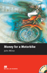Macmillan Readers: Money for a Motorbike + CD Pack (Beginner)