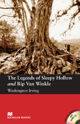 Macmillan Readers: The Legends of Sleepy Hollow and Rip Van Winkle + CD Pack (Elementary)