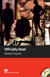 Macmillan Readers: Officially Dead + CD Pack (Upper Intermediate)
