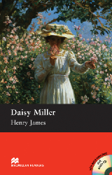 Macmillan Readers: Daisy Miller + CD Pack (Pre-intermediate)