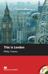 Macmillan Readers: This is London + CD Pack (Beginner)