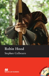 Macmillan Readers: Robin Hood + CD Pack (Pre-intermediate)