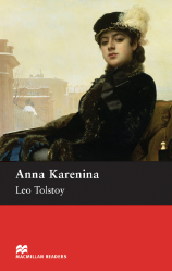 Macmillan Readers: Anna Karenina (Upper Intermediate)