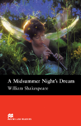Macmillan Readers: A Midsummer Night's Dream (Pre-intermediate)