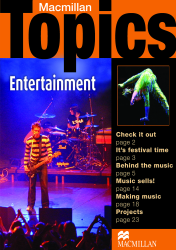 Topics - Entertainment (Pre-Intermediate)