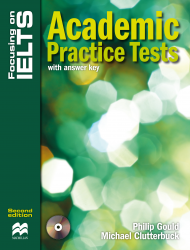 Focusing on IELTS Academic Practice Tests z kluczem + CD Pack