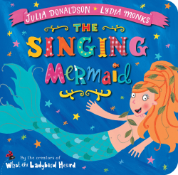 Macmillan Children's Books: The Singing Mermaid (board book)