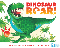 Macmillan Children's Books: Dinosaur Roar!