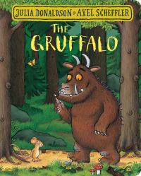 Macmillan Children's Books: The Gruffalo (board book)