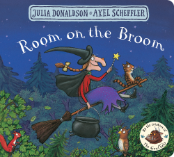 Macmillan Children's Books: Room on the Broom (Board Book)