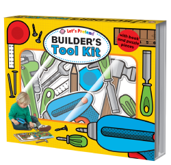 Macmillan Children's Books: Builder's Tool Kit (board book)