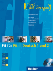 Fit für Fit in Deutsch 1 und 2 Podręcznik + Audio CD (1 szt.)