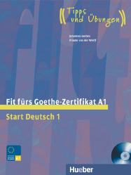 Fit fürs Goethe-Zertifikat A1. Start Deutsch + CD (1 szt.)