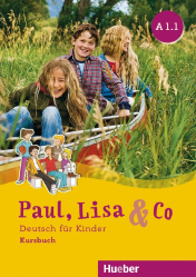 Paul, Lisa & Co A1/1, Podręcznik