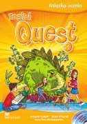 English Quest 3 Audio CD