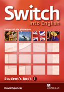 Switch into English 1 Książka ucznia (z CD)