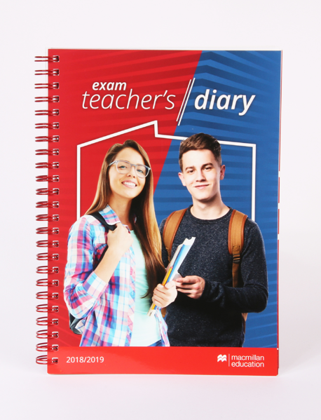 Exam Teacher's Diary 2018/2019