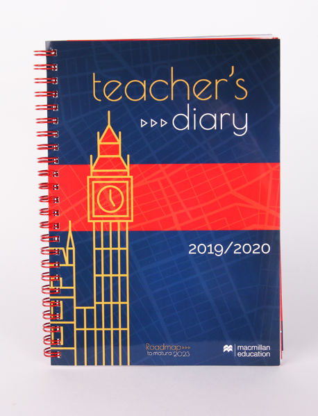 Exam Teacher's Diary 2019/2020